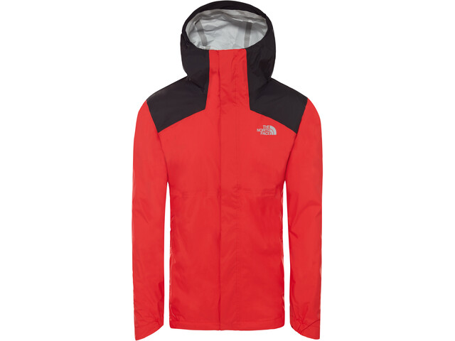 The North Face Purna 2.5L Jacket Herr fiery red/tnf black